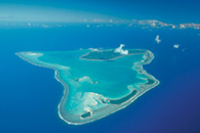 Aitutaki Lagoon's spectacular fringe reef is an excellent diving area with walls, wrecks, caves, coral and an amazing variety of sea life in untouched conditions.