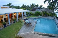 More Info: Muri Beach Villa