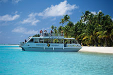 Bishops Weddings & Cruise Water Activities Cook Islands Boat Cruises Aitutaki